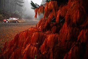 GALERÍA: las mejores imágenes del inicio del WRC en Chile