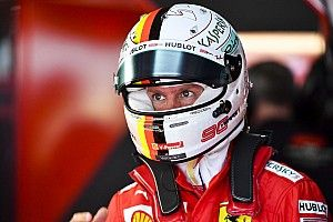 F1: Vettel já 'desiste' de briga com Mercedes e foca na Red Bull