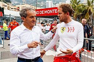 Renault, Vettel'e 'hayır' demiyor!