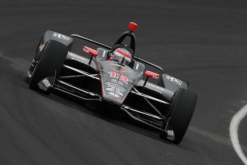 Indy 500: Power leads Penske 1-2 after first day