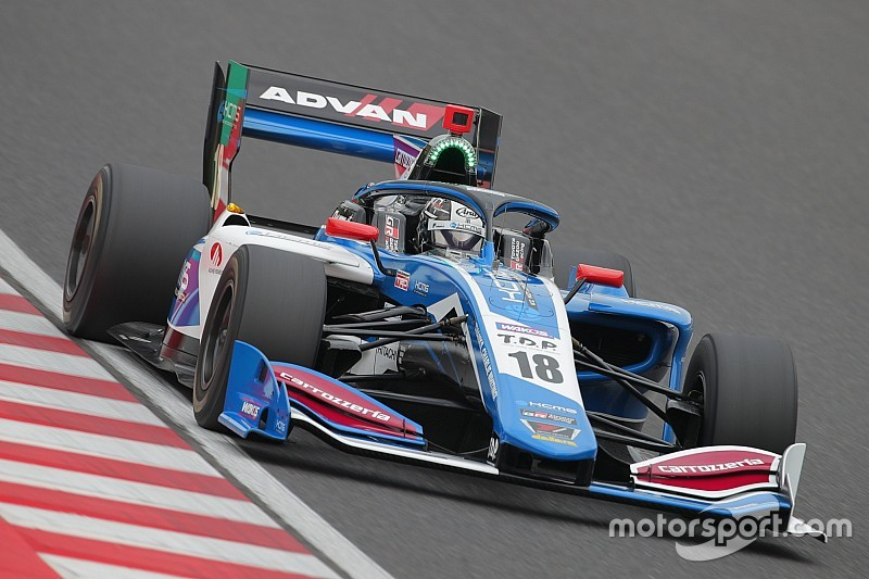 Kobayashi can't believe winless Super Formula run