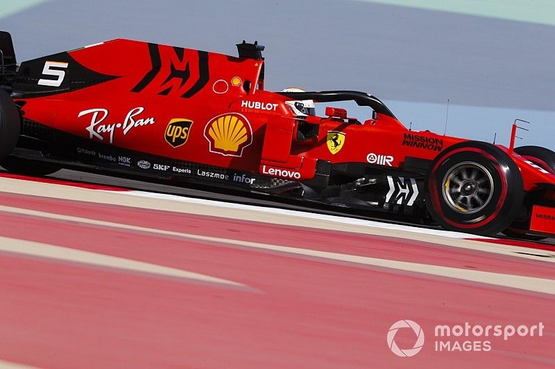 В пятницу Ferrari была быстрее на прямых, но больше выжимала из мотора