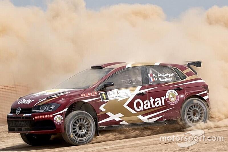 Polo R5 wygrywa w MERC