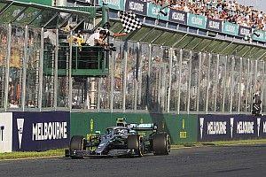 """Bottas sorprendido por su """"mejor carrera"""" en F1"""