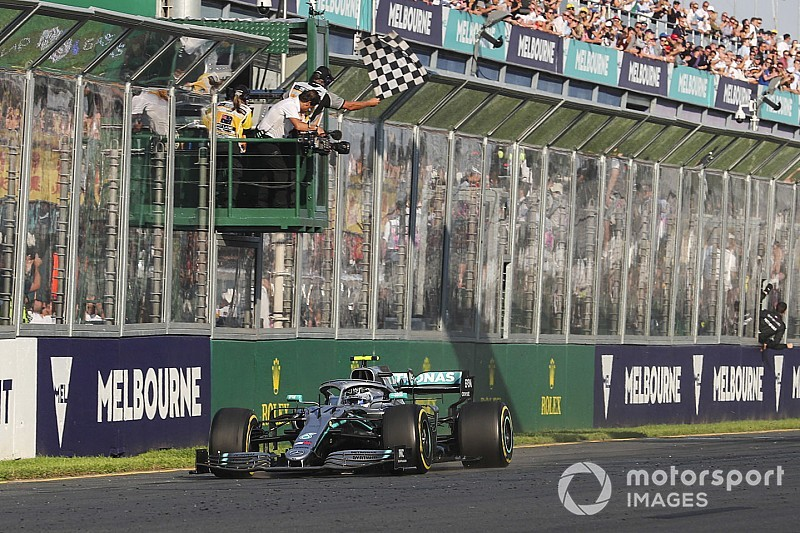 Australian GP: Best of team radio