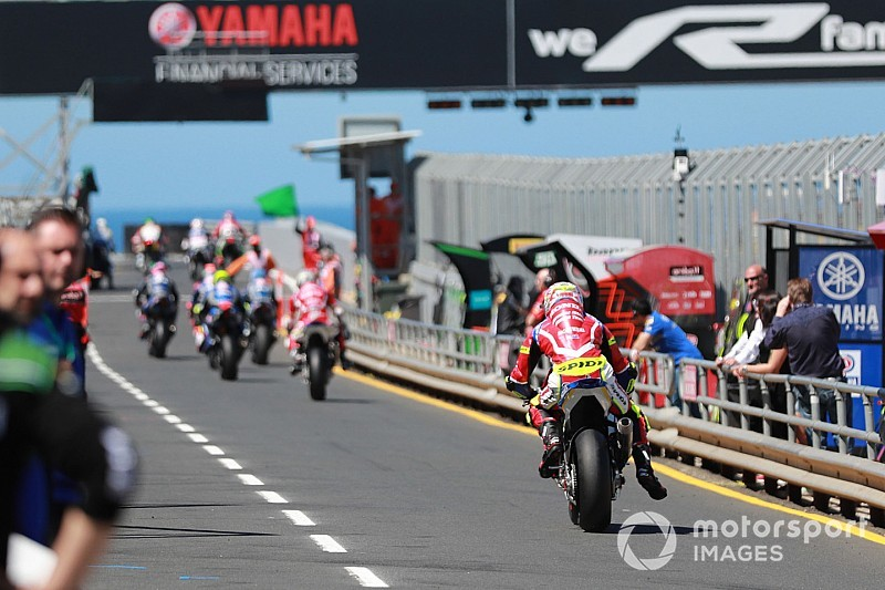 Indonesia races confirmed for MotoGP, World Superbike