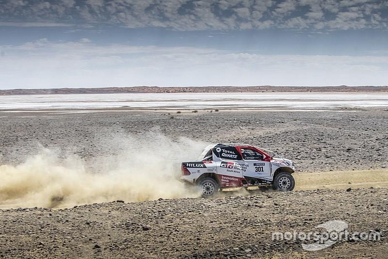 Hamarosan bejelentik Alonso indulását a jövő évi Dakar-ralin?