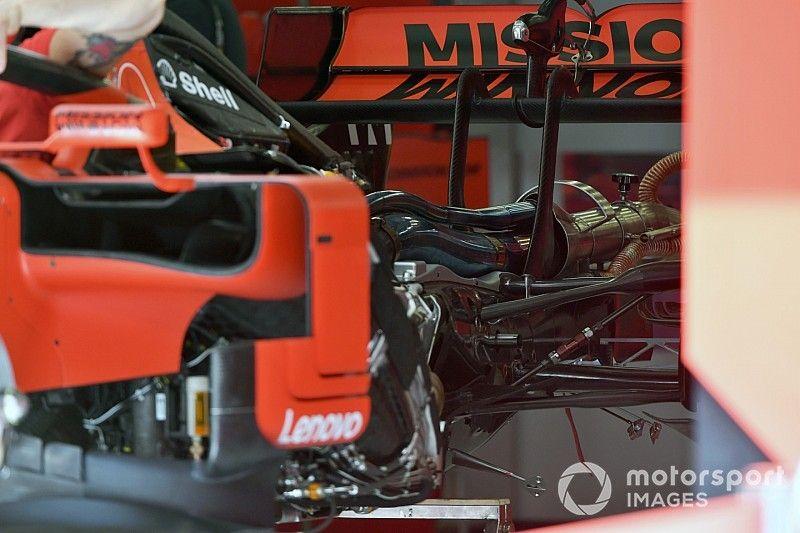 Ferrari salva el motor de Leclerc para China