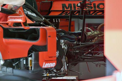 Leclerc'in motorunda sorun yok, Çin'de yeniden kullanabilecek