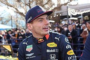 Verstappen als onderdeel van 'de grote drie' in persconferentie GP Australië