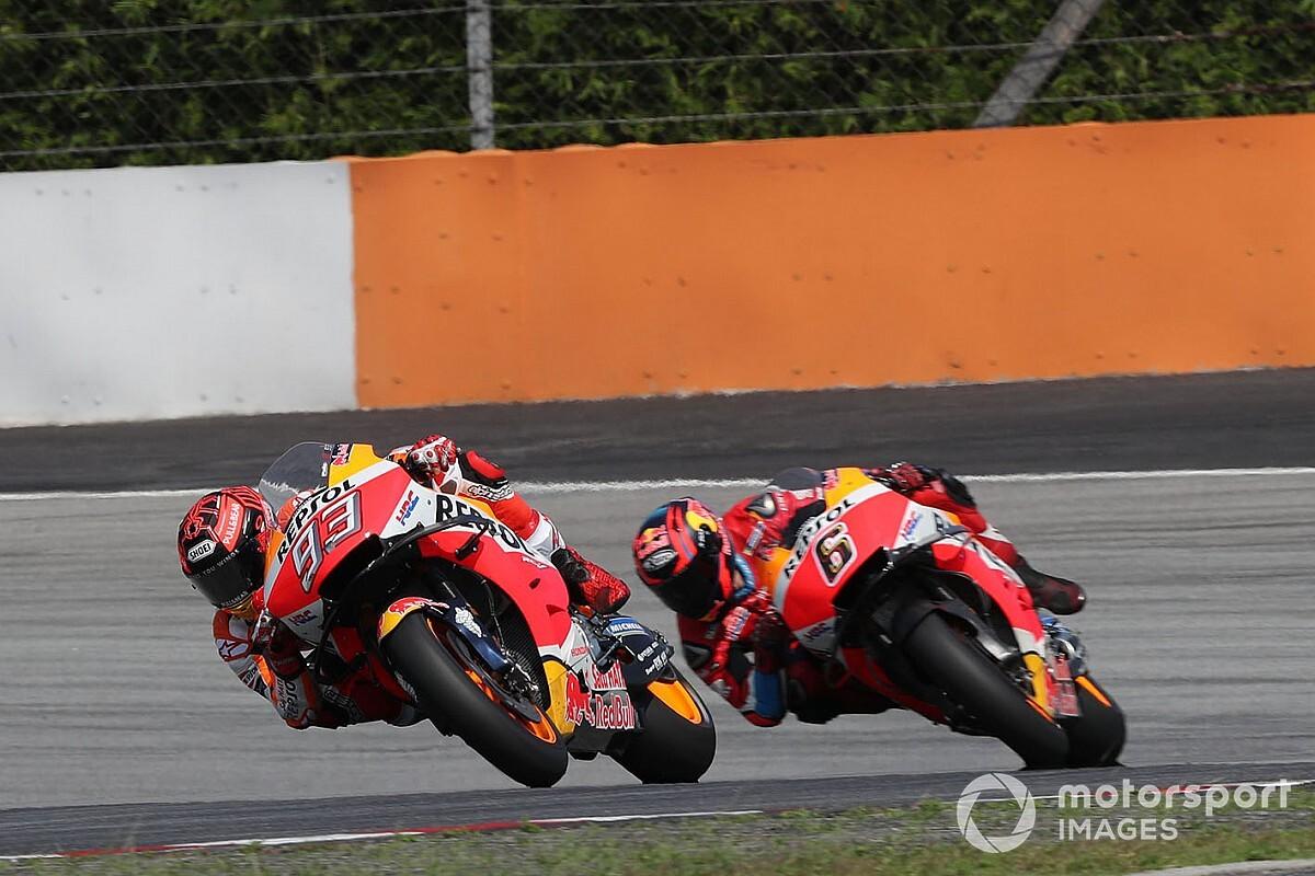 Honda, Almanya yarışı için Lorenzo'nun yerine Bradl'ı çağırdı