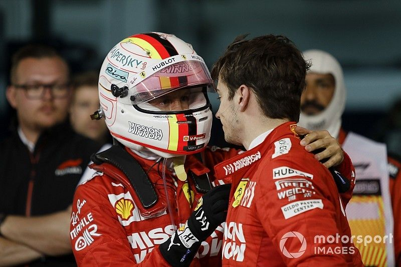 The Ferrari problem masked by Leclerc's Bahrain failure