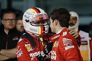 Berger: Ferrari errou ao favorecer Vettel sobre Leclerc