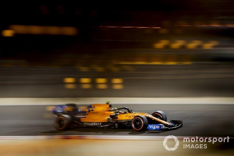 """Norris: """"Racetempo McLaren veel beter dan verwacht"""""""