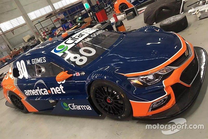 Marcos Gomes fecha com KTF para temporada 2019 da Stock Car