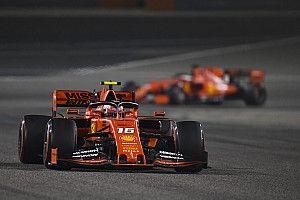 Ferrari kehilangan momentum usai Bahrain