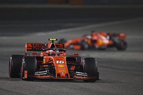 Ferrari conferma: Leclerc rallentato da un iniettore per un corto circuito elettrico