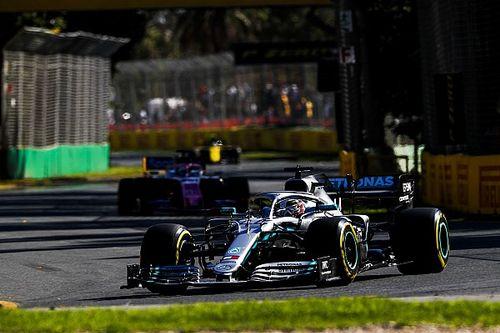 Ergebnis: Formel 1 Australien 2019, Qualifying