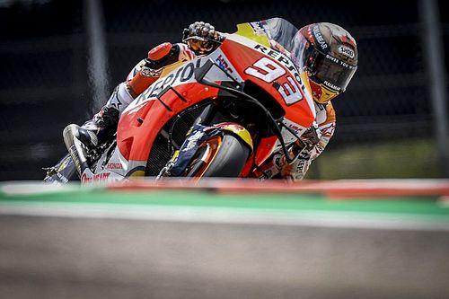 Zacięta walka w MotoGP