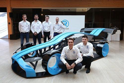 R-Motorsport stellt in Niederwil sein DTM-Programm vor
