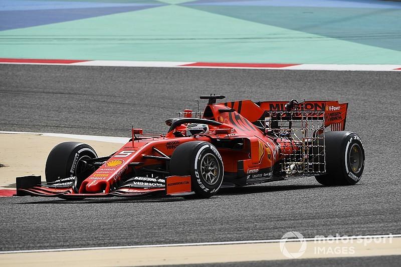 Test Bahrain, Giorno 2: la Ferrari davanti con Vettel dopo le prime due ore