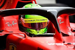 Schumacher no sabe si estará listo para la F1 en 2020