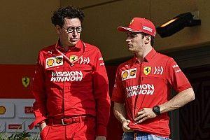 """Binotto: """"Leclerc una realtà. La Mercedes ora si è accorta di noi"""""""