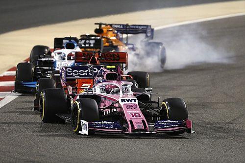 Daftar pembalap tes tengah musim F1 Bahrain