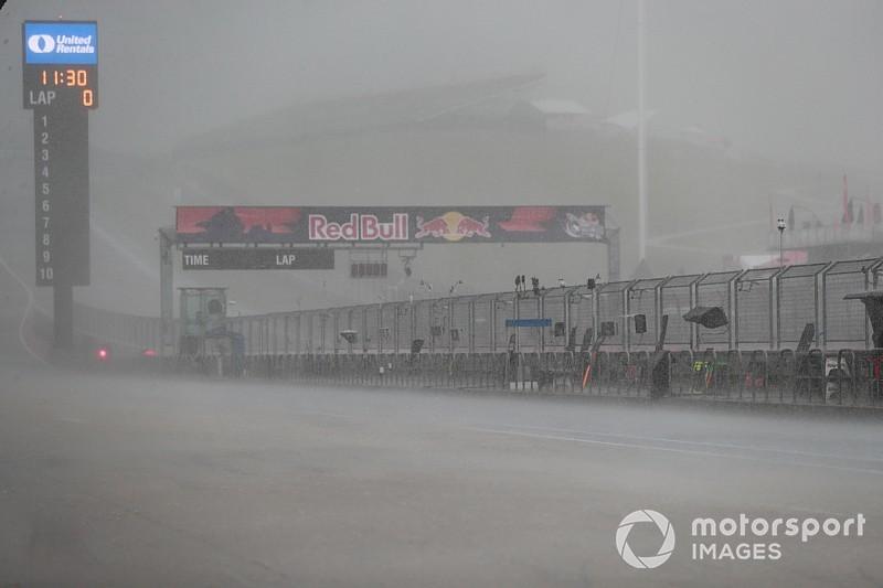 FP3 MotoGP-Moto2-Moto3 Amerika resmi dibatalkan