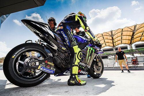 """Rossi: """"Yamaha zit weer op het goede spoor"""""""