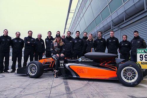 Floersch vuelve a la pista por primera vez desde su grave accidente en Macao