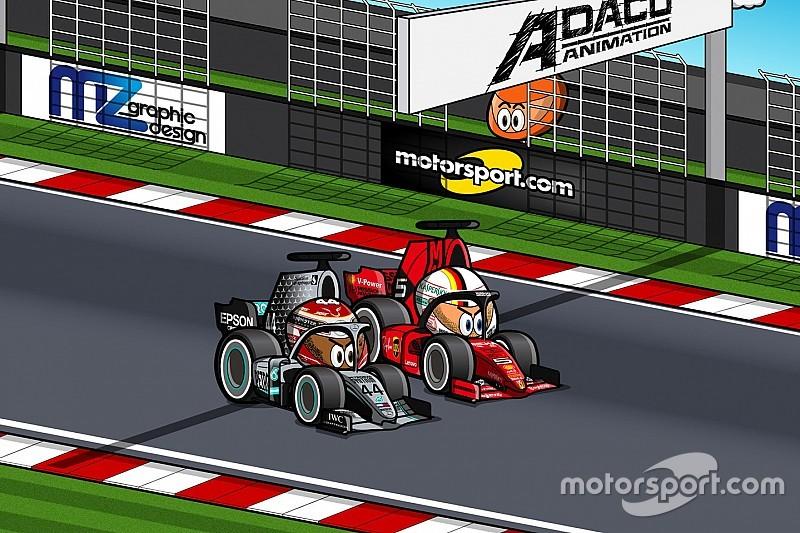 Los MiniDrivers explican todas las novedades para la temporada 2019 de F1