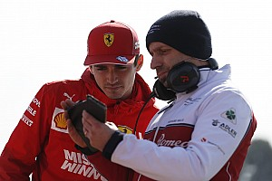 Ferrari considering bringing back Resta from Alfa