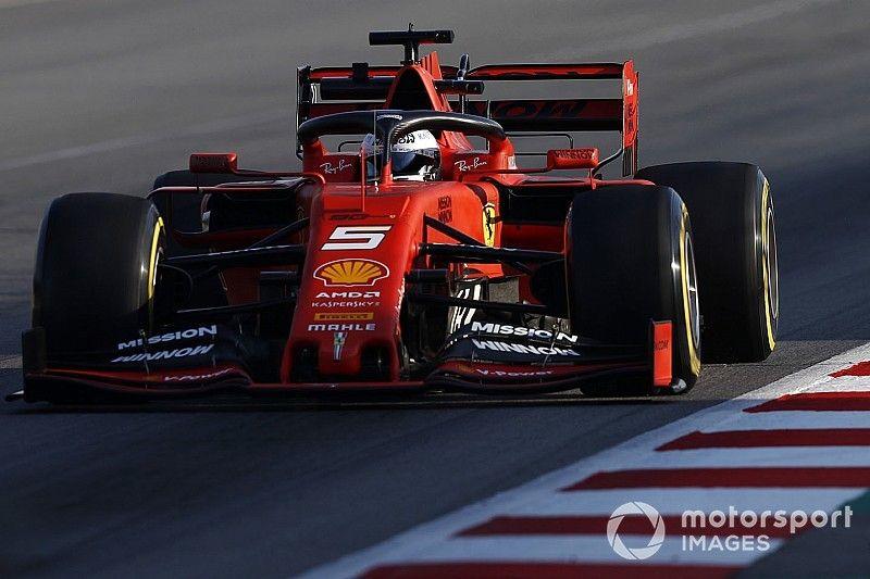 İkinci Barcelona testi 4. gün: Vettel lider, Bottas ikinci!