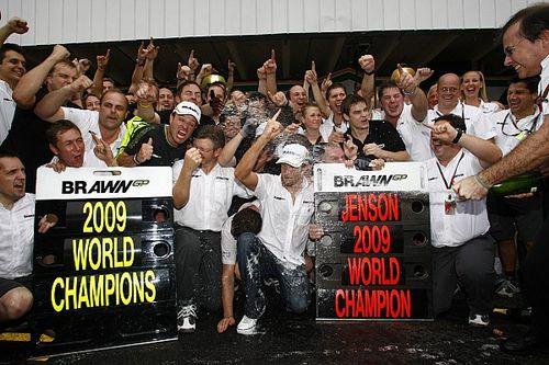 18 oktober 2009: Brawn Grand Prix doet het onmogelijke