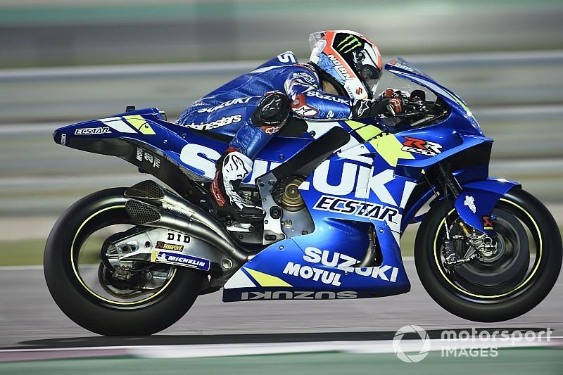 Le potentiel de Suzuki affirmé par Rins et Mir au Qatar