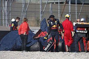 Évolutions : Red Bull en difficulté suite au crash de Gasly