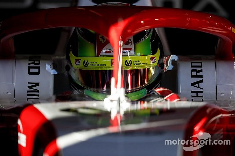 Mick: Bana gösterilen ilgiye ve Schumacher isminin ağırlığına alışkınım
