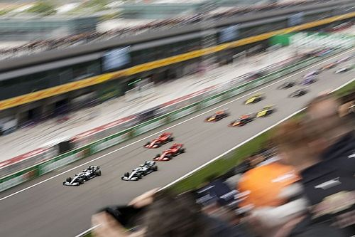 China offered Formula 1 double-header for 2020