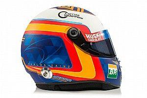 Anteprima McLaren: ecco il casco alonsista che Carlos Sainz Jr userà nel 2019