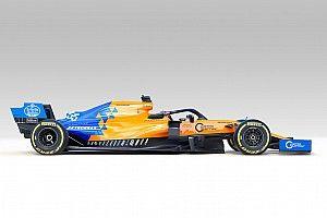 McLaren: la MCL34 rimane arancione papaya, ma ha più blu e lo sponsor A Better Tomorrow