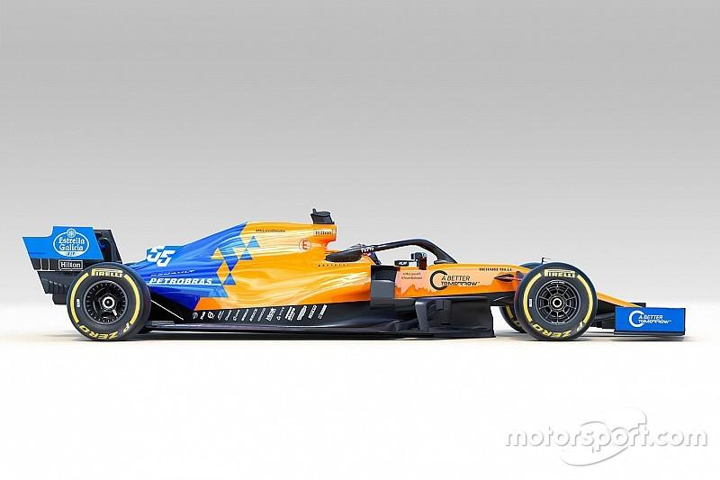 Lehullt A Lepel 2019 Es McLaren Renault Rl Itt Az MCL34