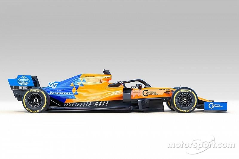 McLaren показала машину для нового сезона Формулы 1