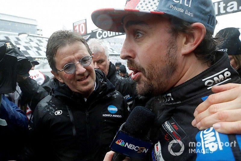 """Alonso : Un Rolex 24 """"parfaitement exécuté"""" par Wayne Taylor Racing"""