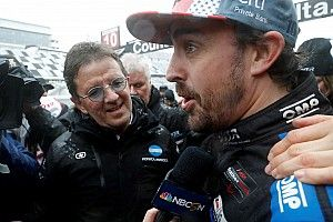 "Alonso hails WTR's ""perfect execution"" to win Rolex 24"