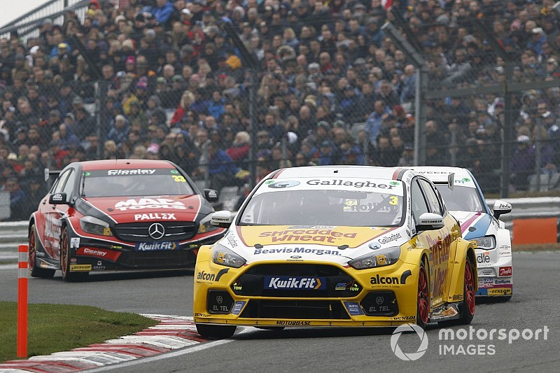 Chilton stripped of victory in BTCC opener
