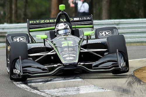 Newgarden acepta que Penske debe mejorar en circuitos