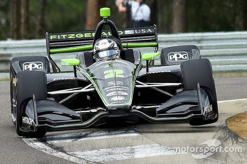 Newgarden says Penske must improve on road courses