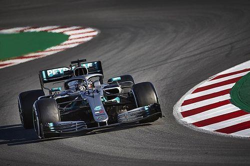 """Mercedes : """"Le roulage intéressant"""" aura lieu en deuxième semaine"""