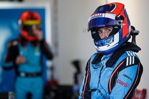 Tatiana Calderon presente ai test della Formula 2 con il Charouz Racing System